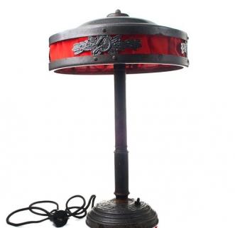 Настольные лампы на струбцине купить в Москве по