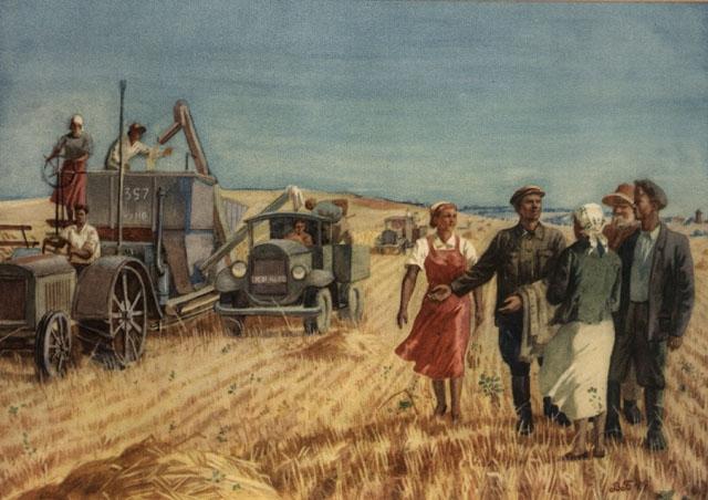 Колхоз или своими руками