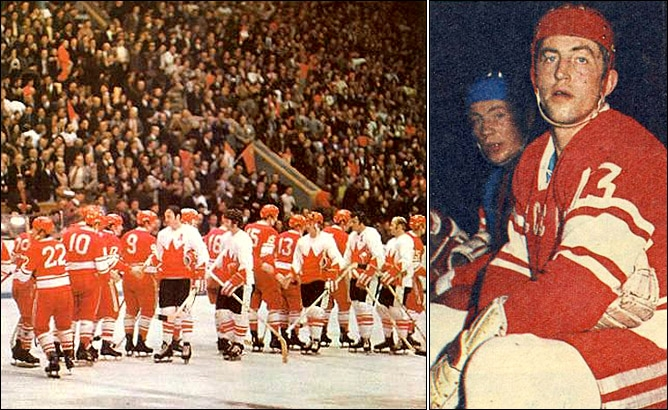 хоккей ссср-канада 1972 смотреть в хорошем качестве