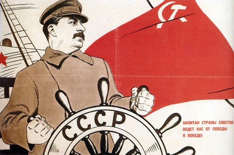 totalitarianism soviet stalin