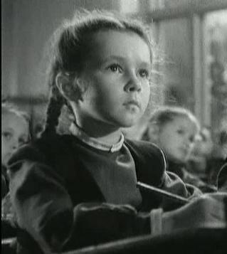 Картинки по запросу первоклассница фильм 1948
