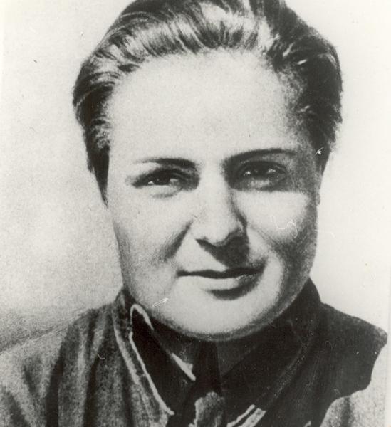 Фото: «Четвертая высота» Гуля Королева.1942