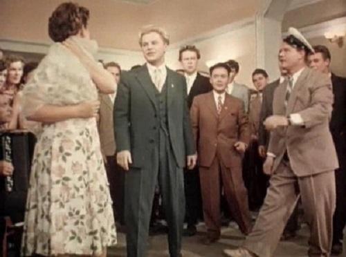 советское кино 50-60 годов замужних