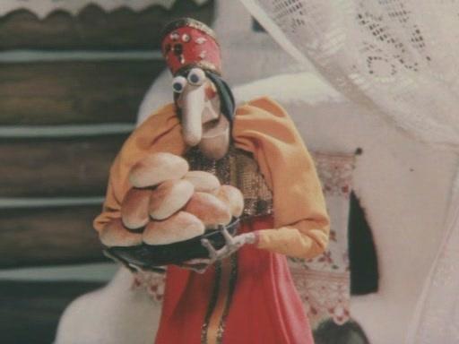 фото баба яга из домовенка кузи