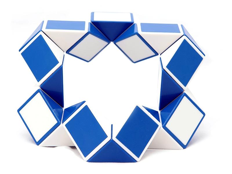 Как сделать шар из змейки рубика поэтапно - Термо Дом