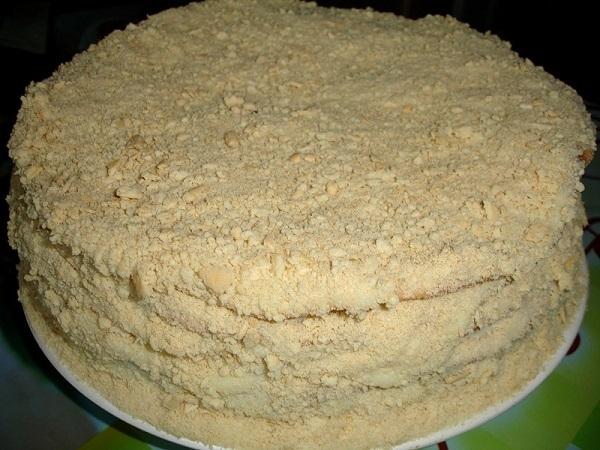 Рецепты тортов из готового теста
