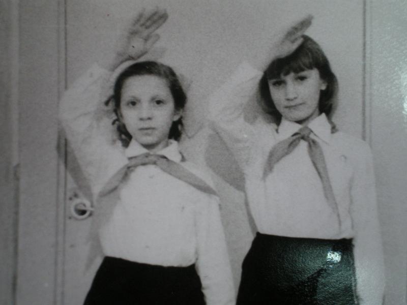 пионерки в 1985 году секс